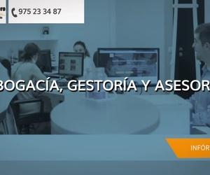 Gestoría administrativa en Soria: Carretero & Izquierdo