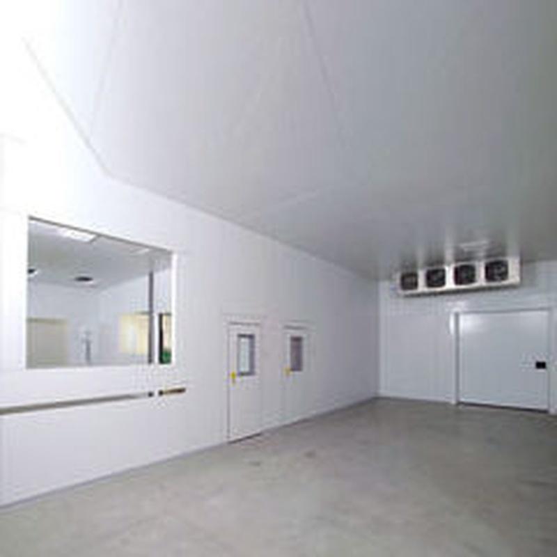 Cámaras frigoríficas: Catálogo de Slider Ingeniería de Refrigeración, S.L.