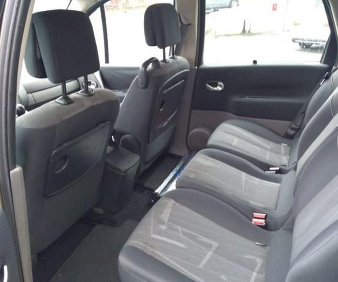RENAULT SCENIC 1.5DCI 105CV TECHO PANORAMICO: Compra venta de coches de CODIGOCAR