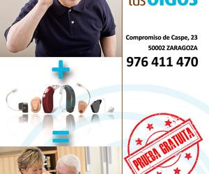 Centro auditivo en Zaragoza