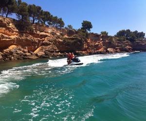 Disfruta de nuestras motos acuáticas