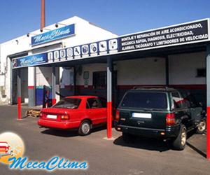 Galería de Aire acondicionado automóviles en San Cristóbal de La Laguna | Mecaclima