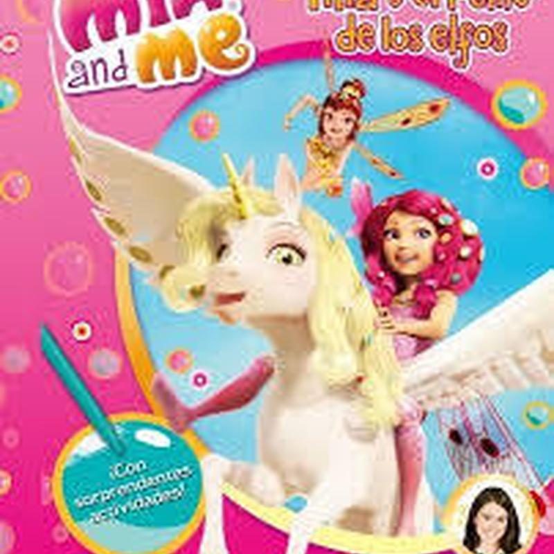 Mia y el reino de los elfos 5,95 €