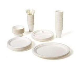 Artículos de plástico uniuso