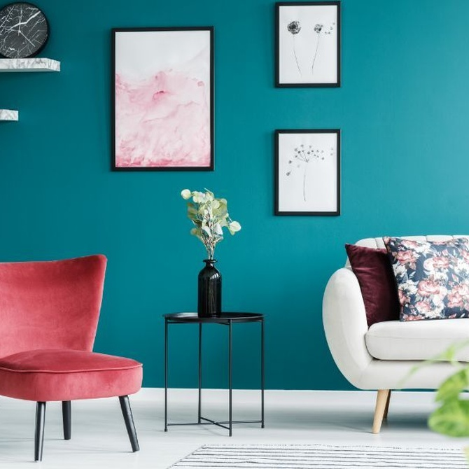 Cómo influye el color de las paredes en las emociones