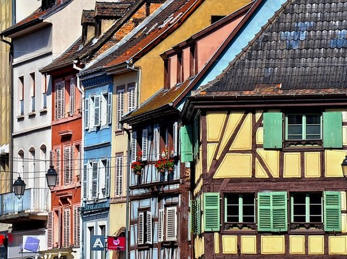 Colores tendencia para tu fachada