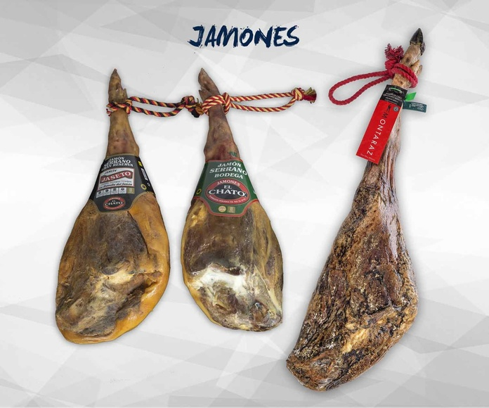 Jamones: Productos de Exclusivas San Luis
