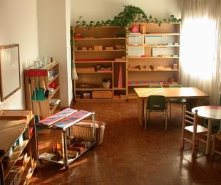 Pedagogía terapéutica Montessori