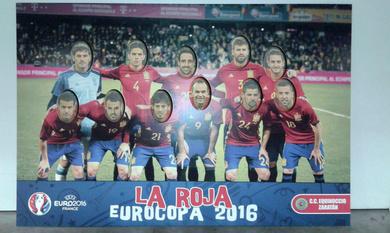 Todos con España