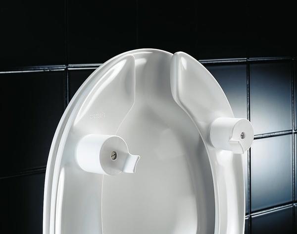 Elevador de WC con tapa DANIA