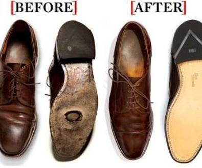 Restauración de zapatos Allen Edmonds