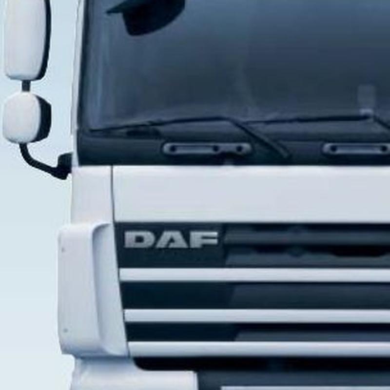 Aplicaciones en Camiones: Productos y  catalogos pdf de Auto-Radiadores José