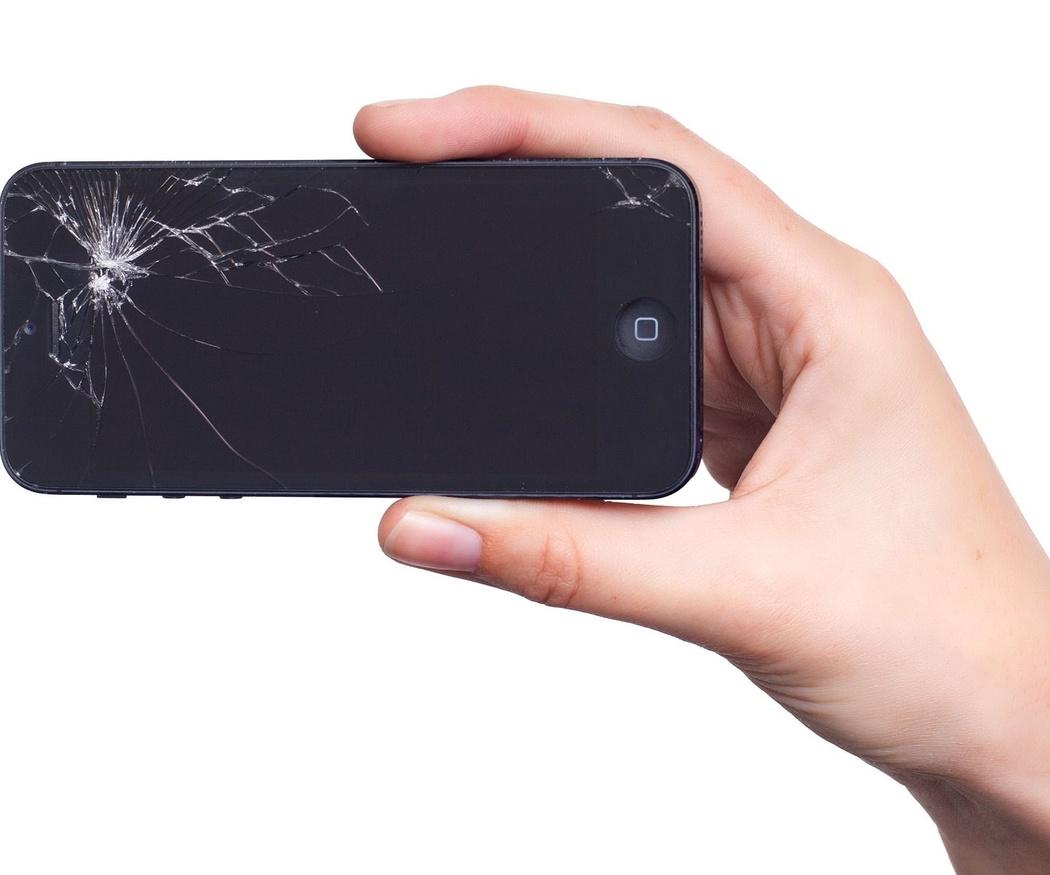 Se me ha caído el móvil y se ha roto la pantalla, ¡otra vez!