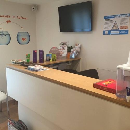 Málaga physiotherapy center