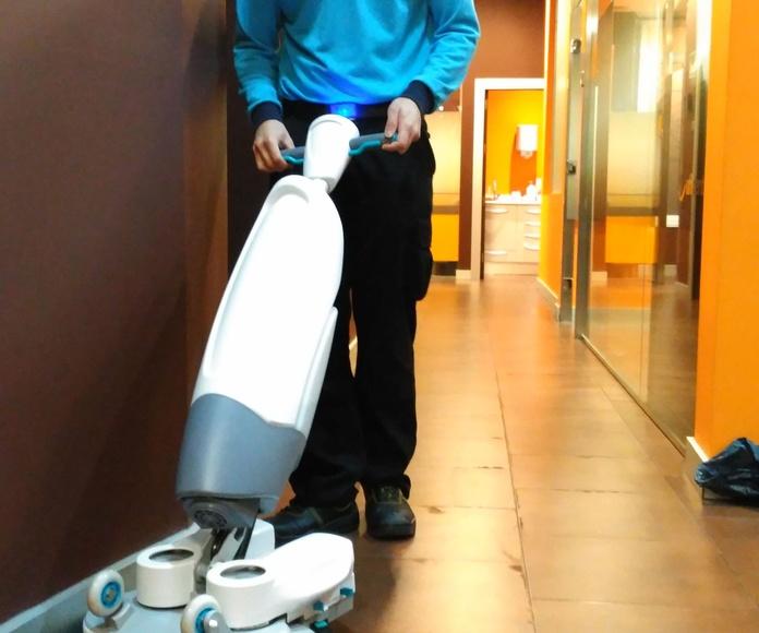 Limpieza de clínicas: Servicios de Q Limpio
