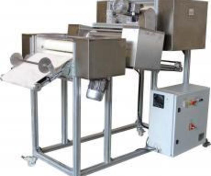 Alimentador y Laminador AMMTM500: Catálogo de Maquinaria de Pymar