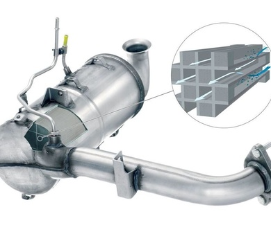 Filtro de particulas uso y mantenimiento