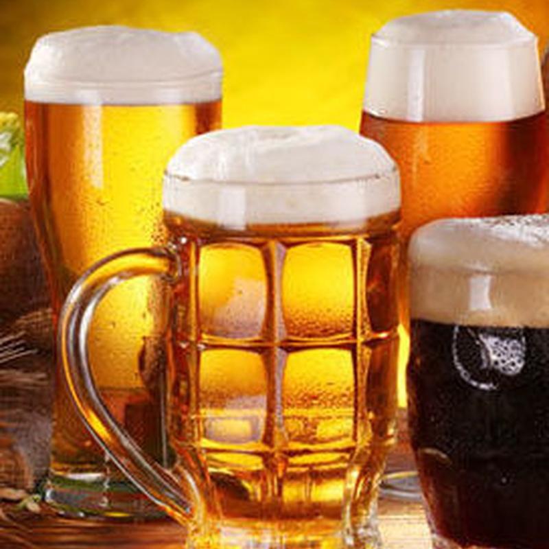 cervezas y copas