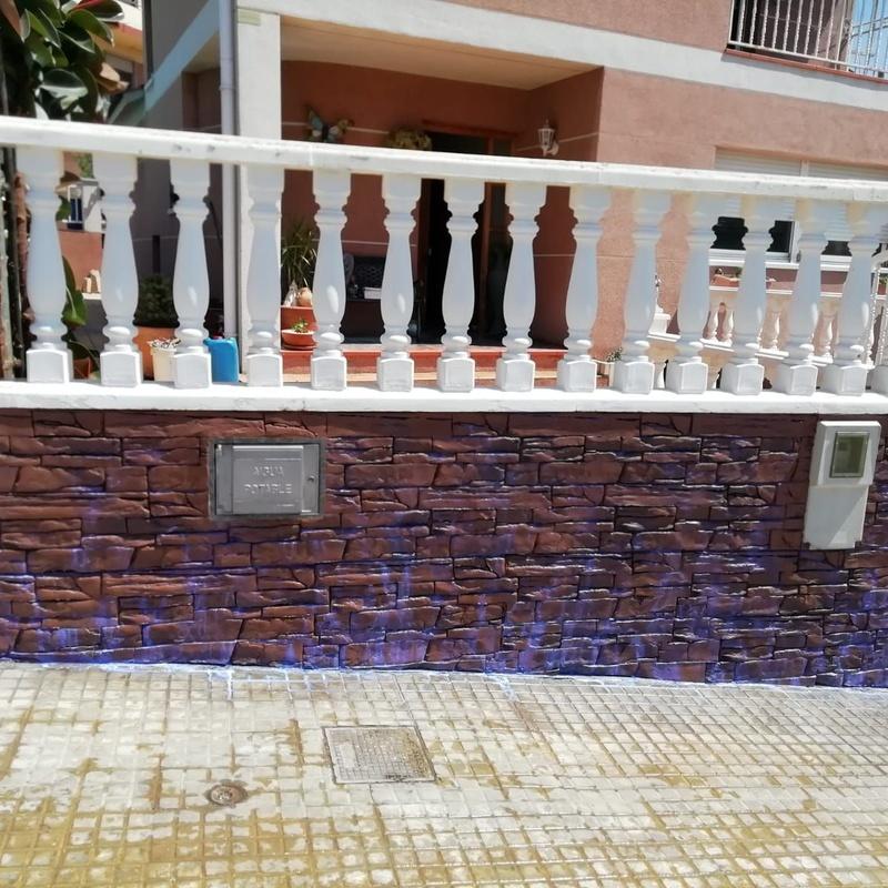 Fachadas: Obras y reformas de REFORMAS MARIANO