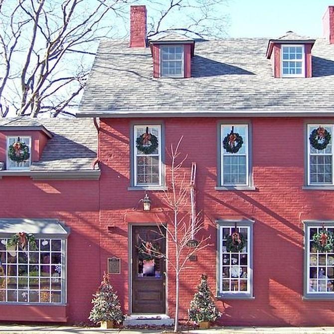 Explosión de colores en la fachada de tu casa de campo o chalet