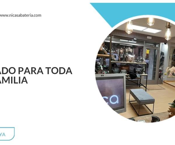 Tienda de zapatos en Tona | Nica Sabateria