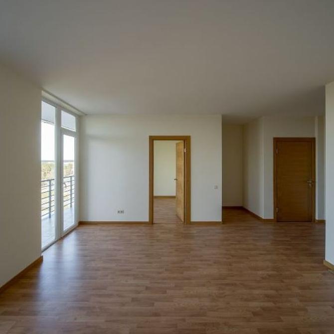 Vaciar un piso, ¿por qué?