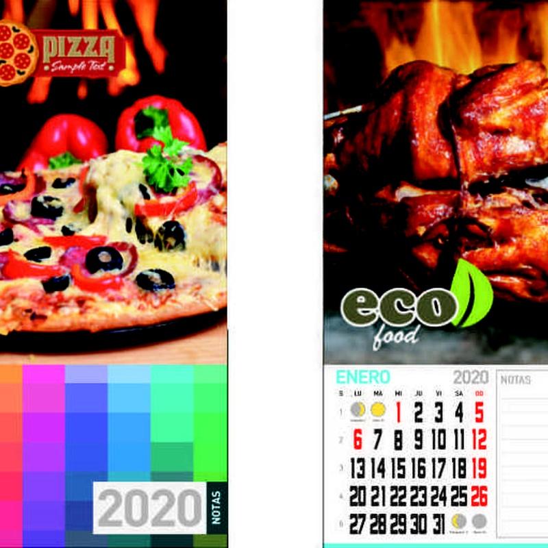 Cocina Nevera Imán: Nuestros Productos de Gráficas Kalendex