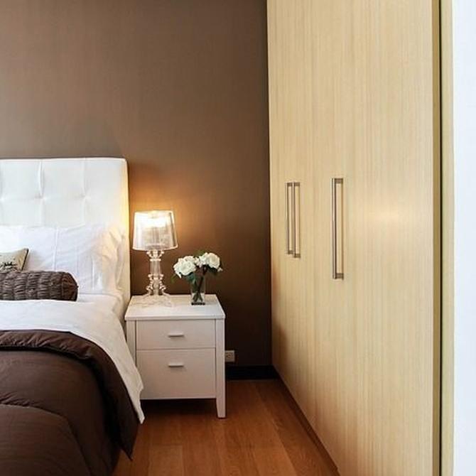 Toda la comodidad y el espacio con armarios a medida