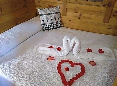 San Valentin en Camping los Carasoles