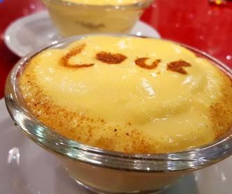 Tosta de guacamole con anchoas de Santoña: Carta de Bar Restaurante Doña Elena