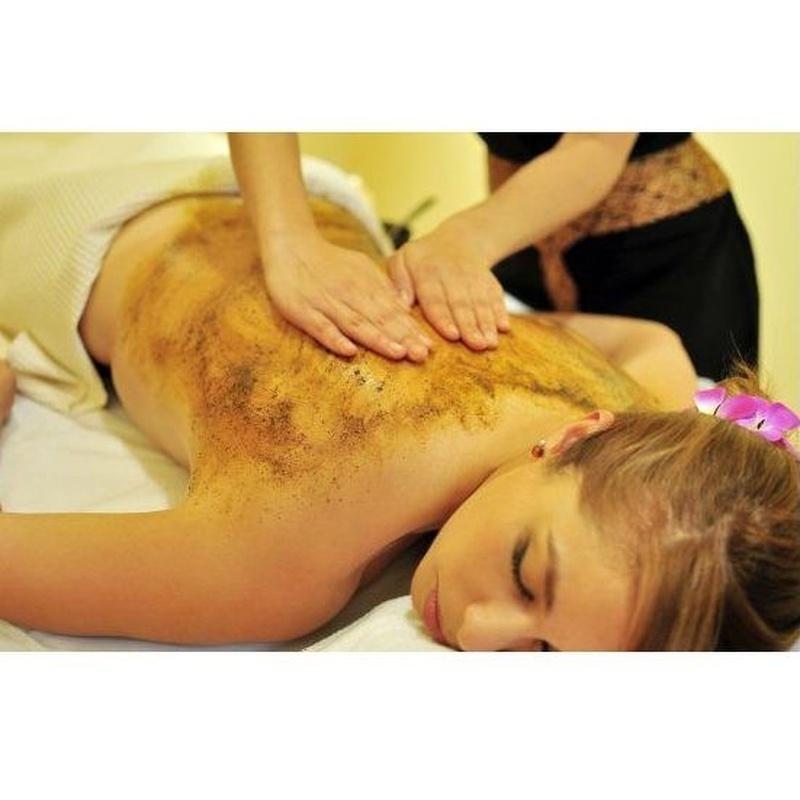 Exfoliante corporal : Servicios   de Kwantida Thai Massage & Spa