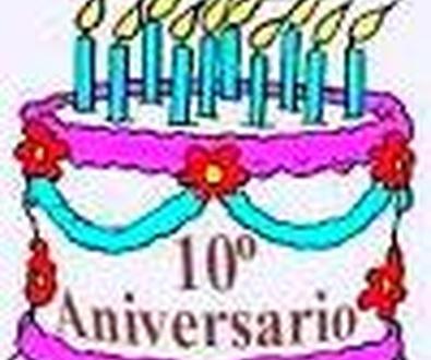 10º ANIVERSARIO