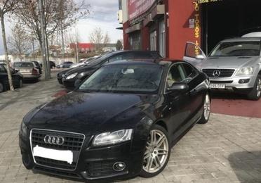 Audi A5 2.7 190CV DPF 149000Kms