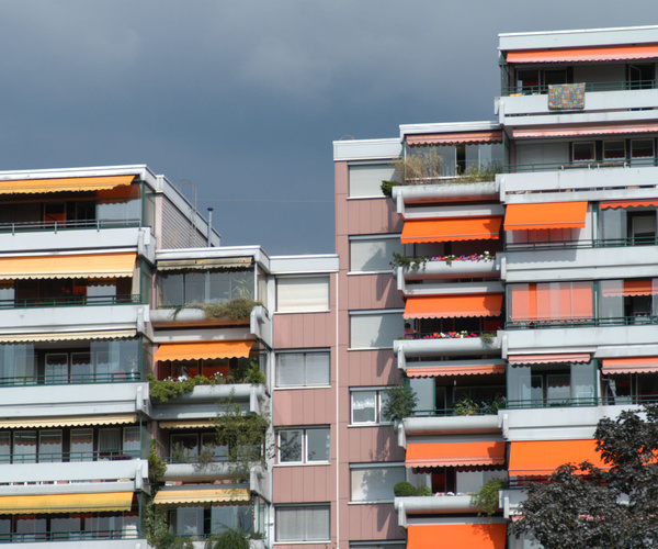 Fabricación de toldos para viviendas