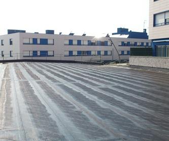 Localización y tratamiento de humedades: Servicios de Impermeabilización Bizkaia