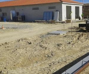 Instalación de canalones en tejados