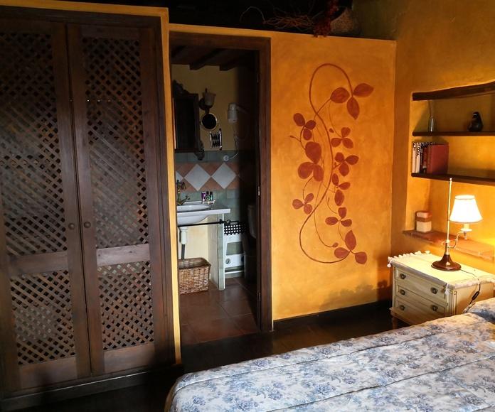 Habitaciones: Servicios de Casa Rural Can Jepet