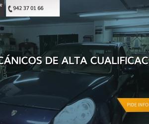 Taller de coches en Santander | Taller Raly