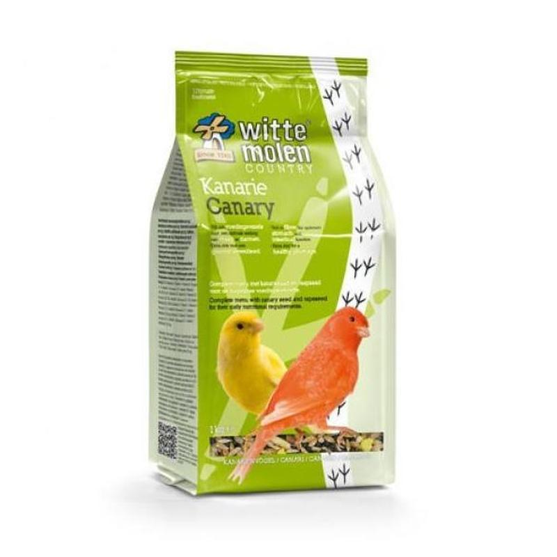 Witte Molen canarios semillas 1kg: Para tu mascota de New Art Can