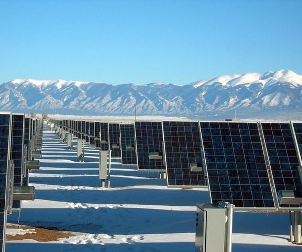 Origen de las placas solares