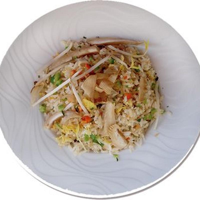 Arroz / rice: Cocina japonesa de Kaede Restaurante Japonés