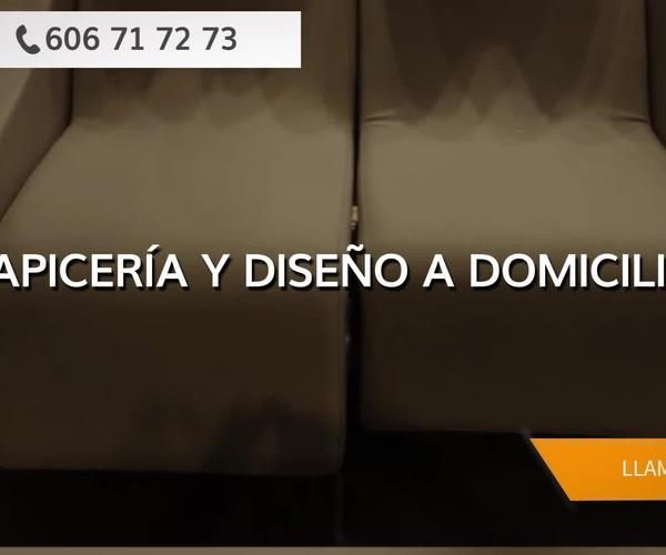 Tapicería de muebles en Madrid centro | Tapimadrid