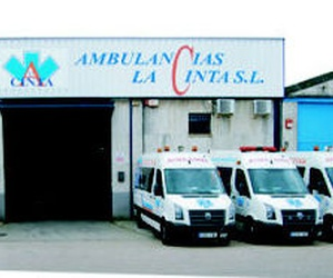 Ambulancias en Huelva | Ambulancias La Cinta