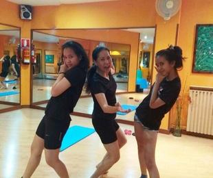 Ya tenemos las clases de Body Language funcionando a tope!!