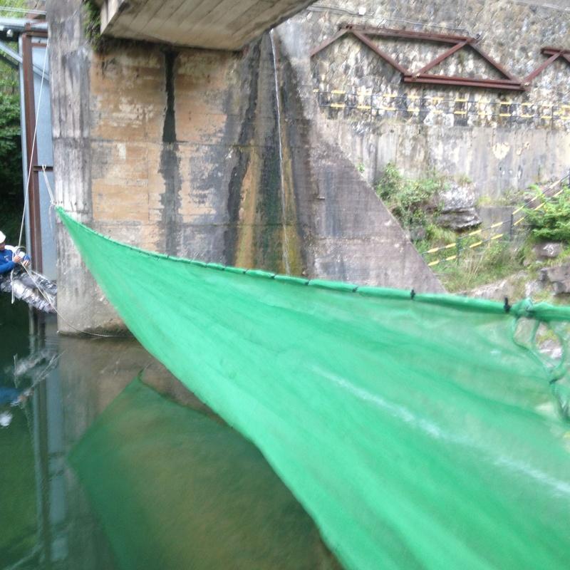 Instalación y posicionamiento con cuerdas en Cantabria.