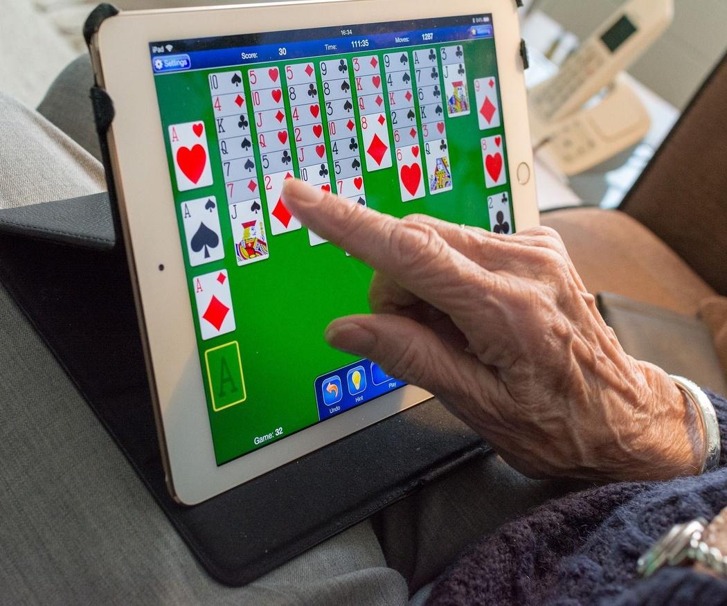 Nuevas tecnologías para personas mayores