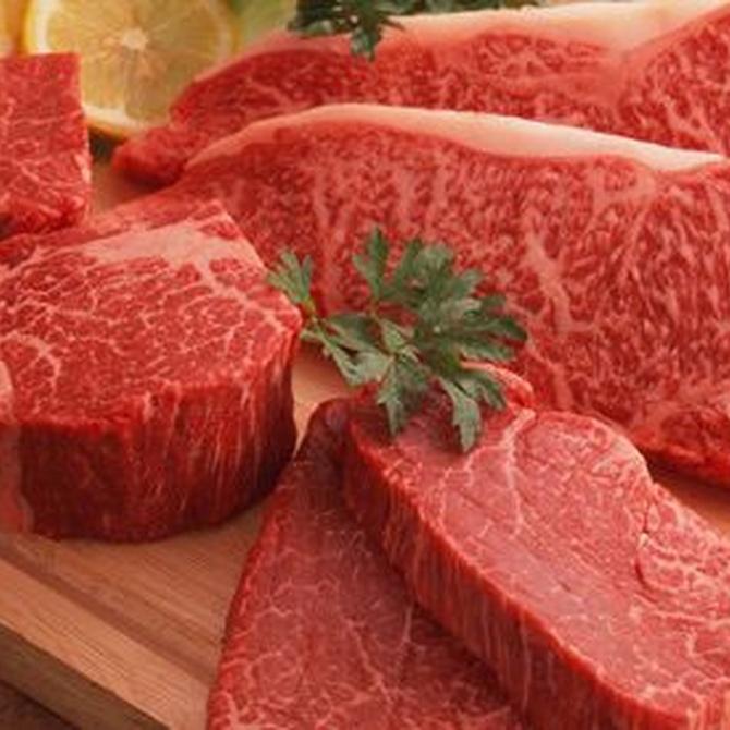 ¿Cómo se debe pedir la carne?