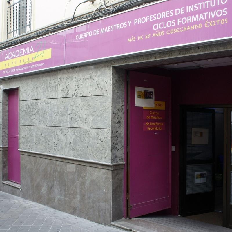 Información infantil 2013 - 2020: Especialidades de Academia 21 Oposiciones