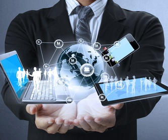 Instalación de equipos: Servicios de I. A. Soluciones Tecnológicas