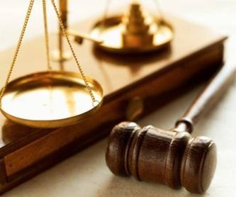 Derecho Administrativo: Productos y Servicios de Cantalejo & Bollero
